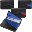 Leeman New York Fairview Business Card Case - Business card case.