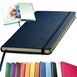 Tuscany (TM) Journal - Soft faux leather writing journal.