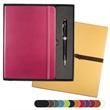 Tuscany™ Journal & Executive Stylus Pen Set - Journal with stylus/pen.
