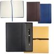 Textured Tuscany™ Journal & Executive Stylus Pen Set - Journal with stylus/pen.
