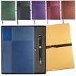 Tuscany™ Journal & Executive Stylus Pen - Journal with stylus/pen.