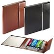 Vienna™ Tablet Portfolio - Faux leather tablet portfolio.