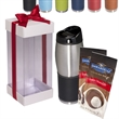 Tuscany™ Tumbler & Ghirardelli® Cocoa Gift Set - Gift set containing a 16 oz. Tuscany™ tumbler and a packet of Ghirardelli® hot chocolate mix