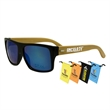 Bamboo Sunglasses - Blue - Bamboo Sunglasses