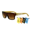 Bamboo Sunglasses - Brown - Bamboo Sunglasses