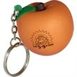 Peach Key Chain