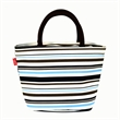 """Custom 420D Tote Bag 12""""x 8""""x 5"""" - Fashion-forward polyester bag with handles and measures 12""""x8""""x5"""""""
