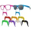 Mustache - Classic style sunglasses with fun mustache attachment