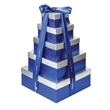 5 Tier Sweet & Savory Gift Tower - 5 Tier Sweet & Savory Gift Tower
