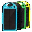 5000 mAh Waterproof Solar Charger