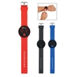 Round Unisex Digital LED Watch