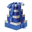 4 Tier Sweet & Savory Gift Tower - 4 Tier Sweet & Savory Gift Tower