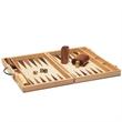 Camphor Backgammon - 18 in. - Camphor backgammon - 18 in.