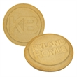 Logo Cookie - Shortbread cookie with all-natural ingredients. 3D logo on each.