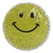 Smiley Face Gel Bead Hot/Cold Pack