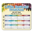 """Price Buster Calendar Magnet - 3 1/2"""" x 3 7/8"""" calendar magnet with rounded corners and full color process customization."""