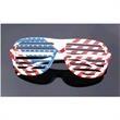 DI-Shutter Shadow Flag Sunglasses - DI-Shutter Shadow Flag Sunglasses