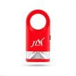 LED Flashlight Lamp - Carabiner - Red - LED Flashlight Lamp - Carabiner - Red