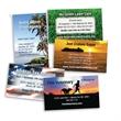 4-Color Process Digital Business Cards - 4-color process digital business cards, 10pt.