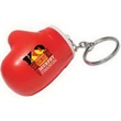 Boxing Glove Key Chain Stress Reliever