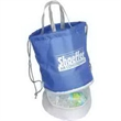 Caldwell Cooler Bag - Lightweight cooler bag with insulated compartment at bottom.