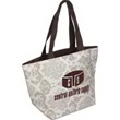 Sandalwood Folding Tote - Folding tote bag made from heavyweight 600 denier polyester.
