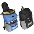 Journey Cooler Backpack - Cooler backpack made from 210 denier polyester.