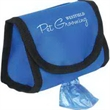 Dog Waste Pouch - Dog waste pouch made from 210 denier polyester.