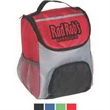 Bayside Insulated Bag - Insualted polyester bag with pockets and zipper closure.