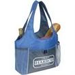 Frostline Cooler Bag - Insulated polyester cooler bag with pockets.