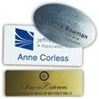 Engraved Plastic Name Badge