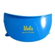 Blues Brothers + Visor! - Sunglasses with neon temples and a foldable, removable visor.