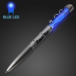 Spiral light pen, blue