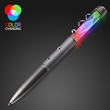 Light pen with spiral