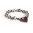 Dangle Heart Bracelet