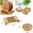 Coasters - Bamboo coaster