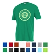 Delta Ringspun 30/1's Unisex Adult Athletic Fitted Tee