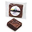 Double Chocolate Brownie - Individually labeled double chocolate brownie