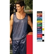 Badger Sport(R) Reversible Mesh Tank Top - Adult reversible mesh tank top. Blank.
