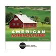 2017  American Agriculture Wall Calendar - Spiral