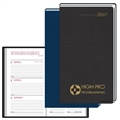 2017 Pocket Partner Weekly Planner - 2017 pocket-sized weekly planner with ruled format.