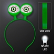 Flashing Alien Eyes LED Headband
