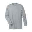 Delta Apparel 5.2 oz. Pro Weight Unisex Long Sleeve Tee
