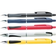 Panther Pen - Panther features ergonomic design & vibrant colors, tapered grip, chrome band and top and black ink