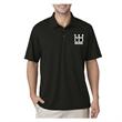 UltraClub (R) Men's Cool & Dry Mesh Pique Polo Shirt