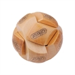 Round Shape 6 Pieces Wooden Puzzle
