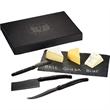Laguiole Black Cheese & Serving Set