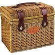 Picnic Time Chardonnay Wine Basket - Picnic Time Chardonnay Wine Basket