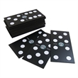 """15.75"""" Sintra Domino Game Set - Double Sixes - 16"""" domino game set for indoor or outdoor use."""