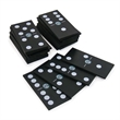 """6.75"""" Sintra Domino Game Set - Double Sixes - 7"""" domino game set for indoor or outdoor use."""